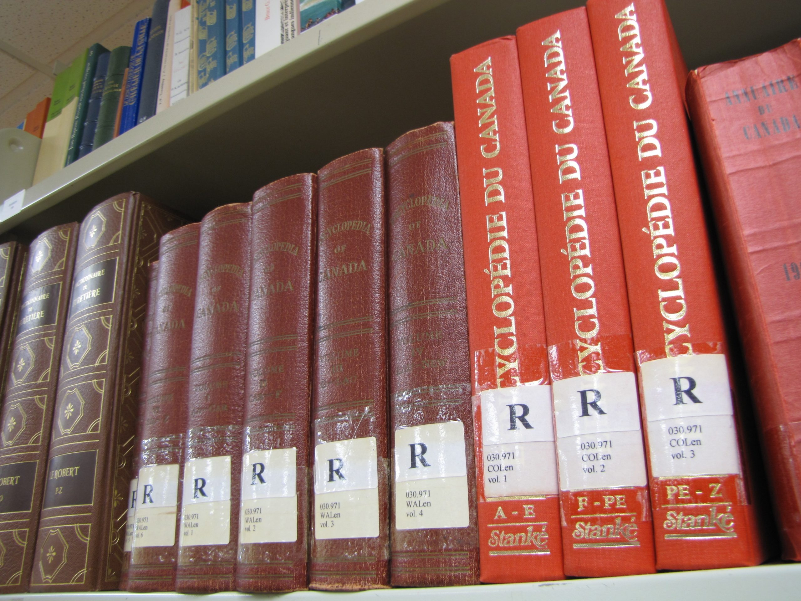 2-3-2 B2 - Bibliothèque - Coll. Véronique Désilets