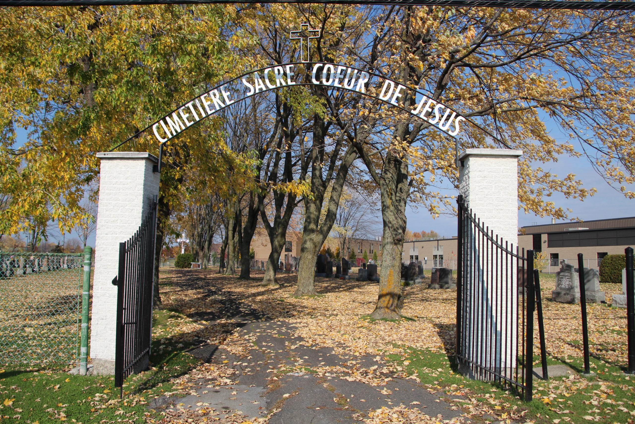 2-3-3-4c Cimetière Sacré-Coeur-de-Jésus McMasterville Coll. Diane Desmarais