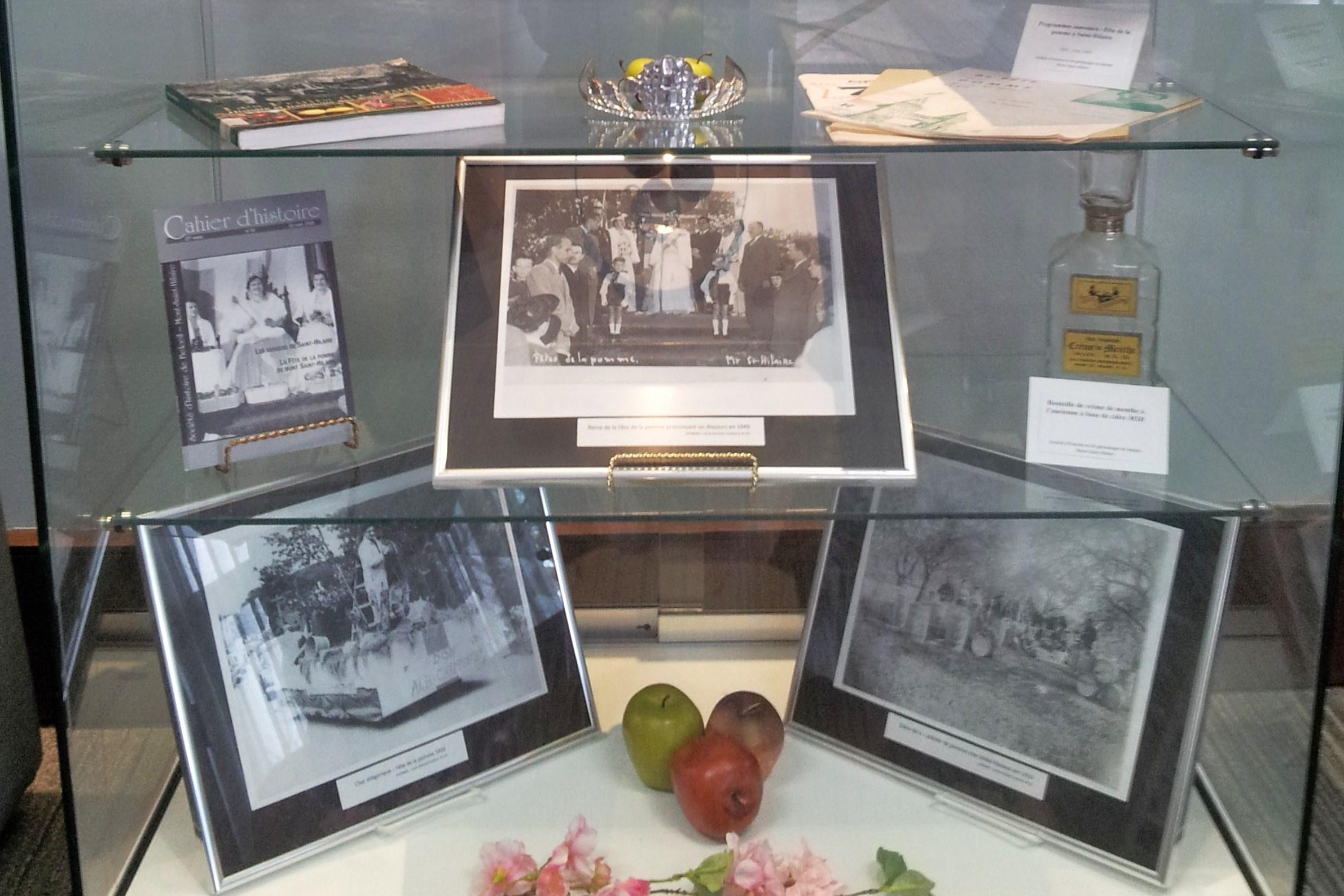 2-5-4 a Exposition - Histoire de la pomme - Coll. Diane Desmarais (1)