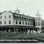 Hôtel Iroquois mont Saint-Hilaire