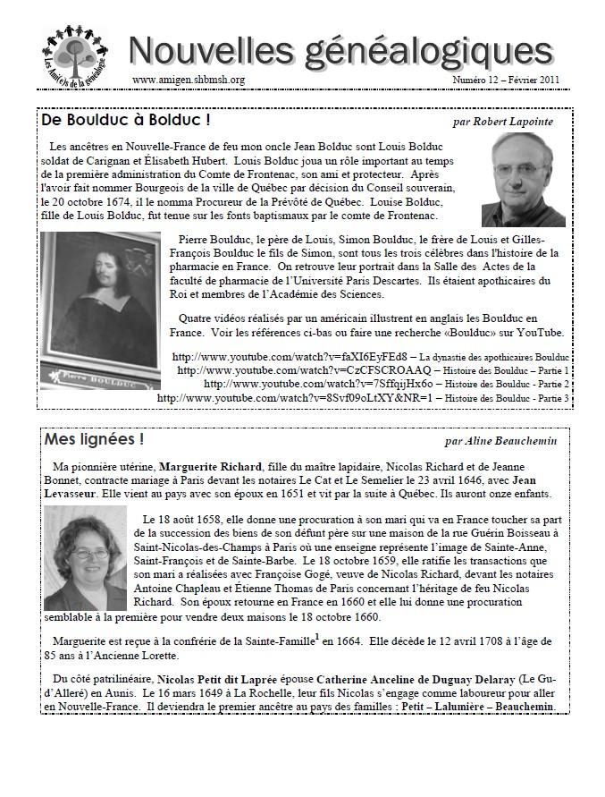 2-4-5-Nouvelles généalogiques 2012-02